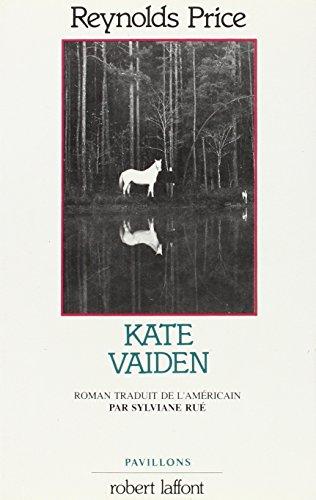9782221054512: Kate Vaiden (Pavillons)