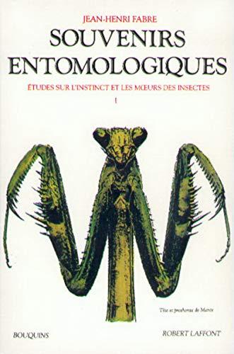 9782221054628: Souvenirs entomologiques : Tome 1, Etudes sur l'instinct et les moeurs des insectes