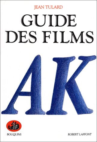 9782221054666: Guide des films, tome 1 : A-K
