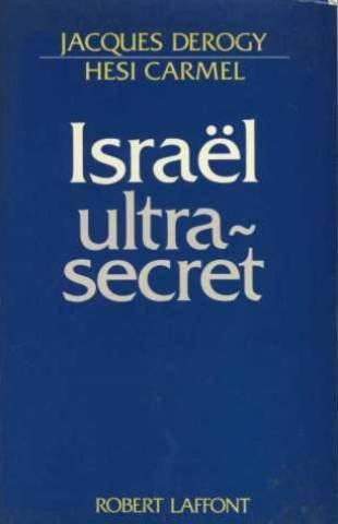 ISRAEL ULTRA SECRET: CARMEL/DEROGY