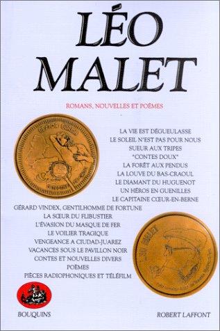 9782221055908: Romans, nouvelles et poèmes .Oeuvres de Léo Malet, tome 5