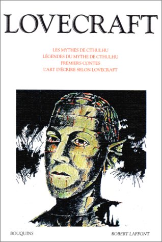 Oeuvres de H.P. Lovecraft, tome 1 (2221056841) by Howard Phillips Lovecraft; Francis Lacassin