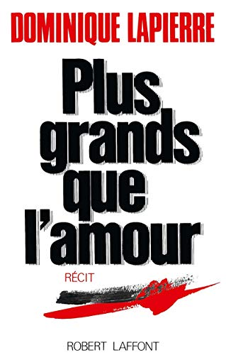 9782221057032: Plus grands que l'amour