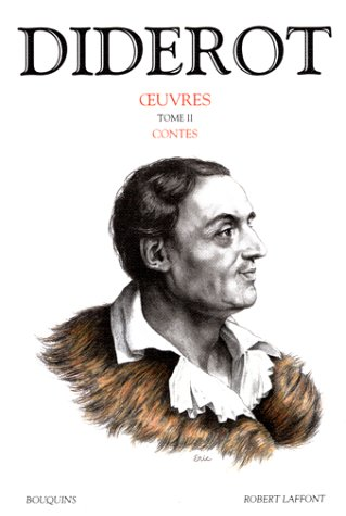 9782221057223: Diderot, tome 2 : Contes