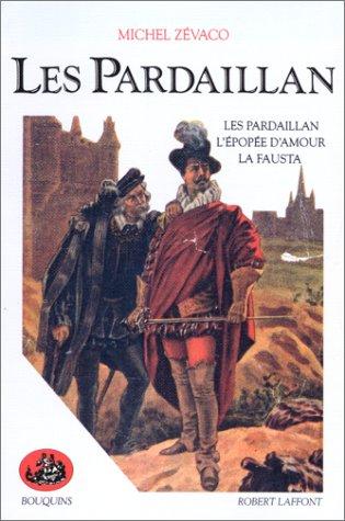 9782221057469: Les Pardaillan, tome 1