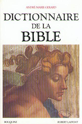 9782221057605: Dictionnaire de la Bible (French Edition)