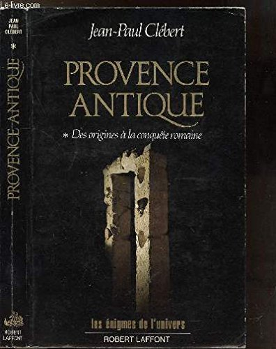 9782221057841: Provence antique