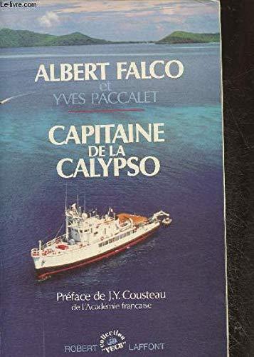 Capitaine de La Calypso: Albert Falco Yves
