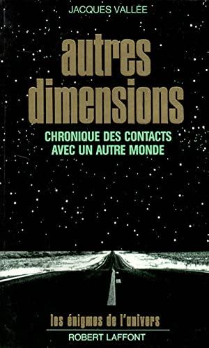 9782221058312: Autres dimensions