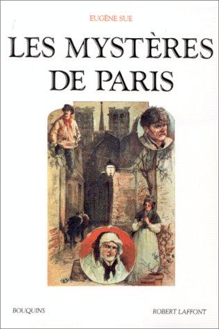 Les Mystères de Paris (222105895X) by Sue, Eugène; Lacassin, Francis
