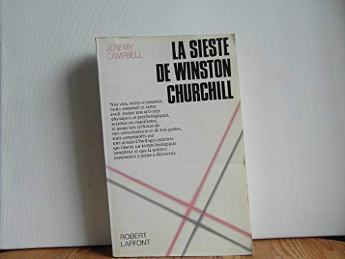 9782221059111: La sieste de winston churchill