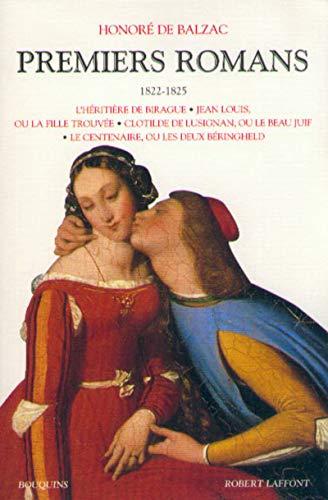 Premiers romans t1 (French Edition): Honoré de Balzac