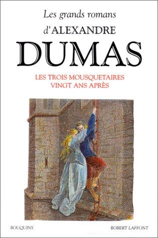 9782221064528: Les Trois Mousquetaires - Vingt après