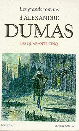 Les grands romans d'Alexandre Dumas - Tome 8: Dumas, Alexandre