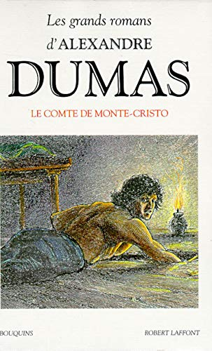 9782221064573: Le comte de monte-cristo (Bouquins)