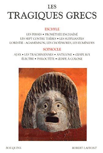 9782221065532: Les Tragiques grecs, tome 1