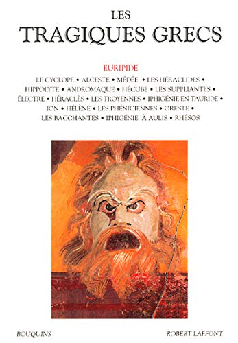 Les tragiques grecs t2 euripide (French Edition): Euripedes