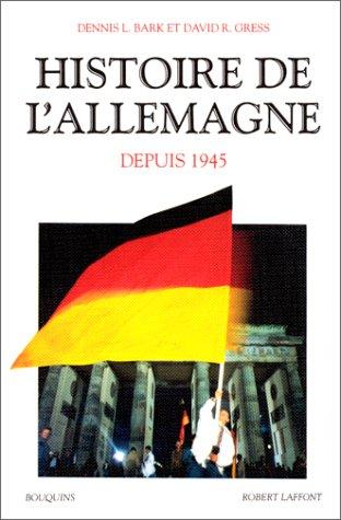 9782221066652: Histoire de l'Allemagne
