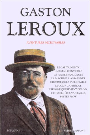 9782221067741: Aventures incroyables (Bouquins) (French Edition)