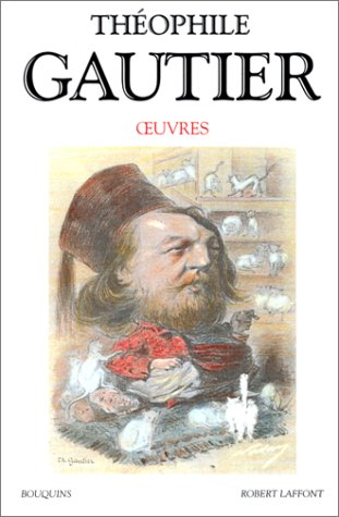 9782221070352: Oeuvres de Th�ophile Gautier