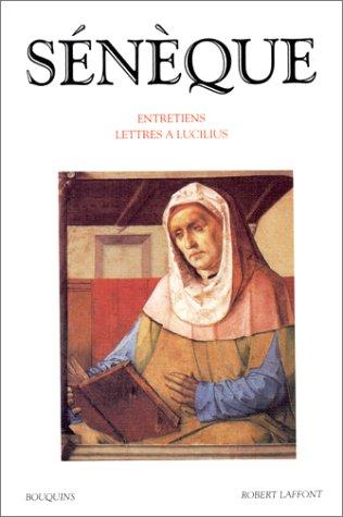 9782221071274: Entretiens, Lettres à Lucilius