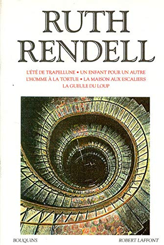 9782221072578: Oeuvres de rendell ruth (Bouquins)