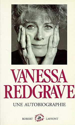 Une autobiographie: Redgrave, Vanessa