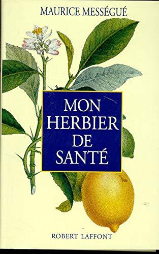 9782221075647: Mon herbier de sant� (Hors Collection)