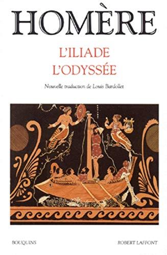 9782221075999: L'Iliade, L'Odyssée
