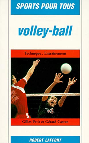 9782221077351: Volley-ball