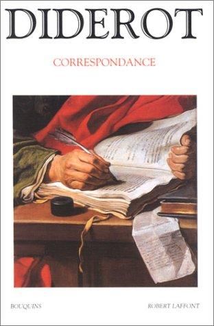 9782221080115: Diderot, tome 5 : Correspondance