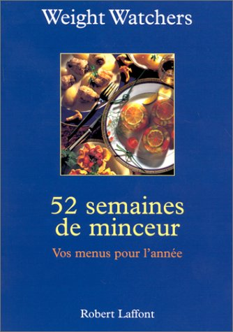 52 semaines de minceur (2221081870) by Weight Watchers