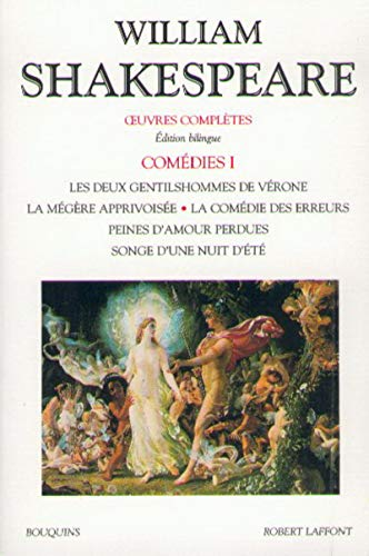 9782221082331: William shakespeare comedies t1 (French Edition)