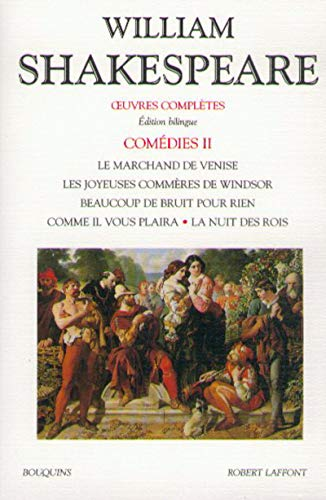 Oeuvres completes (Bouquins) (French Edition): Shakespeare, William