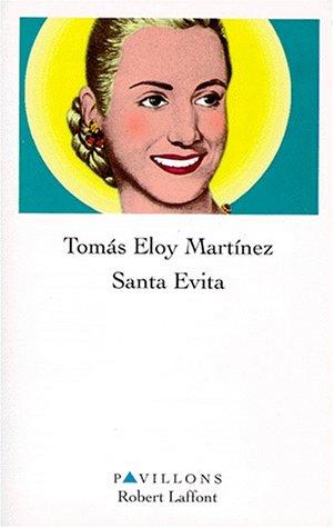 9782221083550: Santa Evita (Pavillons)