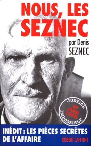 9782221084274: Nous, les Seznec