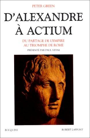9782221084717: D'Alexandre � Actium