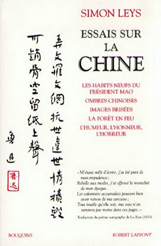 9782221085394: Essais sur la Chine