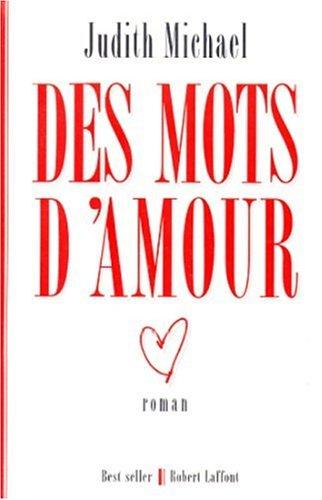 9782221085882: Des mots d'amour