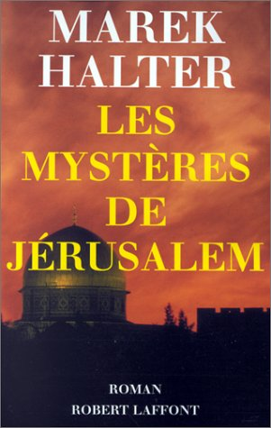 9782221086582: Les mysteres de Jerusalem: Roman (French Edition)