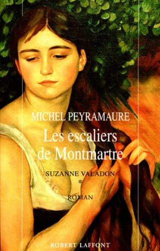 9782221087091: Les escaliers de Montmartre: Roman (French Edition)