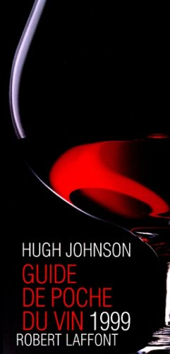 9782221088524: Guide de poche du vin 1999
