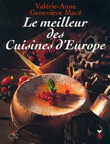 9782221090329: Le meilleur des cuisines d'Europe
