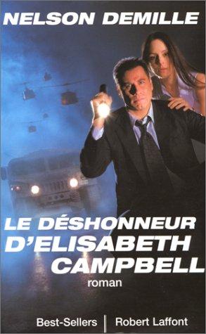 Le Déshonneur d'Elisabeth Campbell (9782221091142) by Demille, Nelson