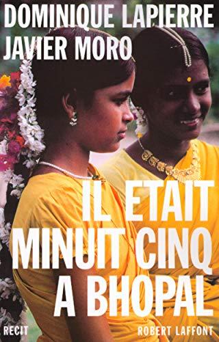 9782221091319: Il Etait Minuit Cinq a Bhopal