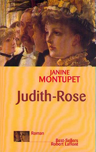 9782221093481: Judith-Rose