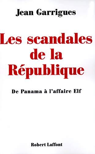 9782221094952: Les scandales de la R�publique