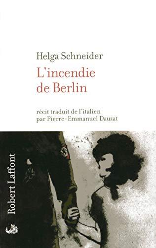 9782221096093: L'Incendie de Berlin