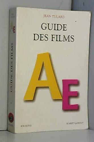 9782221096628: GUIDE DES FILMS. A-K