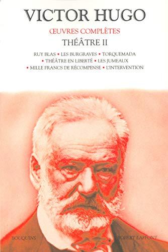 9782221096789: Oeuvres complètes de Victor Hugo : Théâtre, tome 2
